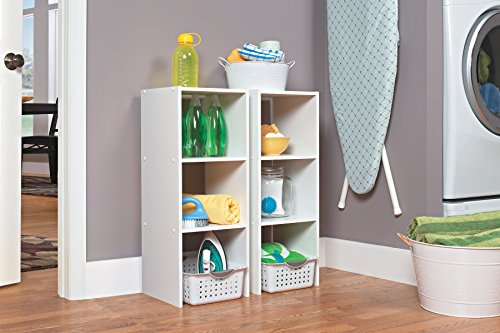 Closetmaid Storage Cabinet Inch Wide Ge Cabinet Mobile: ClosetMaid 8953 Stackable 31-inch Vertical Organizer