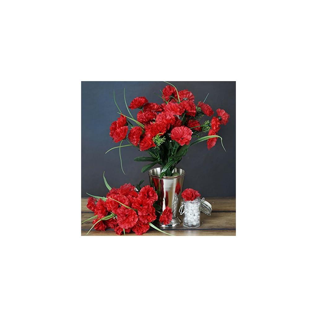 BalsaCircle-252-15-colors-Mini-Silk-Carnations-12-bushes-Artificial-Flowers-Wedding-Party-Centerpieces-Arrangements-Bouquets