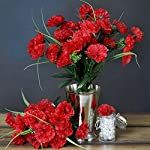 BalsaCircle-252-15-colors-Mini-Silk-Carnations-12-bushes-Artificial-Flowers-Wedding-Party-Centerpieces-Arrangements-Bouquets