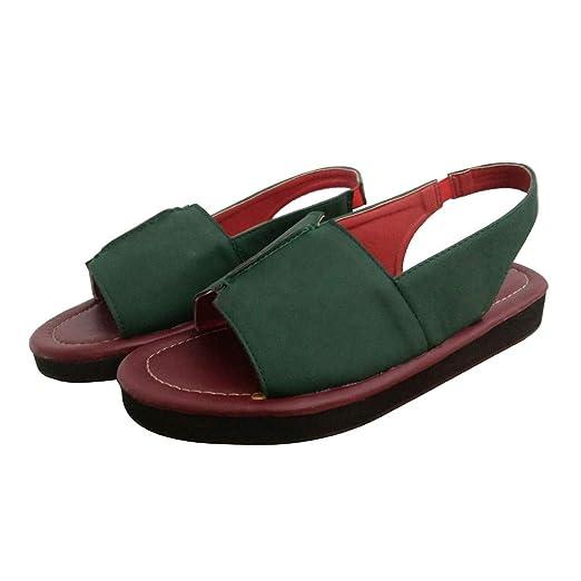 ee45bacb98b88 Amazon.com: Veodhekai Womens Flats Shoes Vintage Bottom Beach Shoes ...