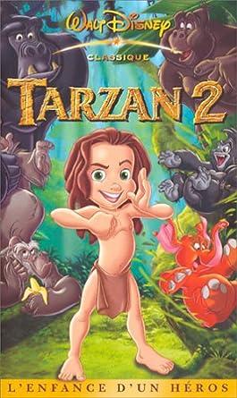 Tarzan 2 [Francia] [VHS]: Amazon.es: Disney, Walt: Cine y Series TV