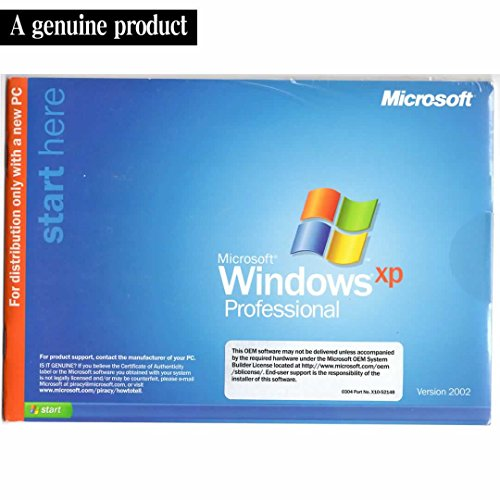 Dell Windows Professional Version 2002 product image