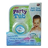 Imiss Party In The Tub Light For Children Bath Time