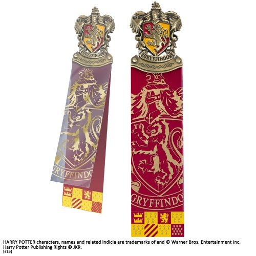 Noble Collection Gryffindor Crest Bookmark The Noble Collection NN8715
