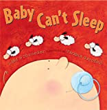 Baby Can't Sleep, Lisa Schroeder, 1402721714