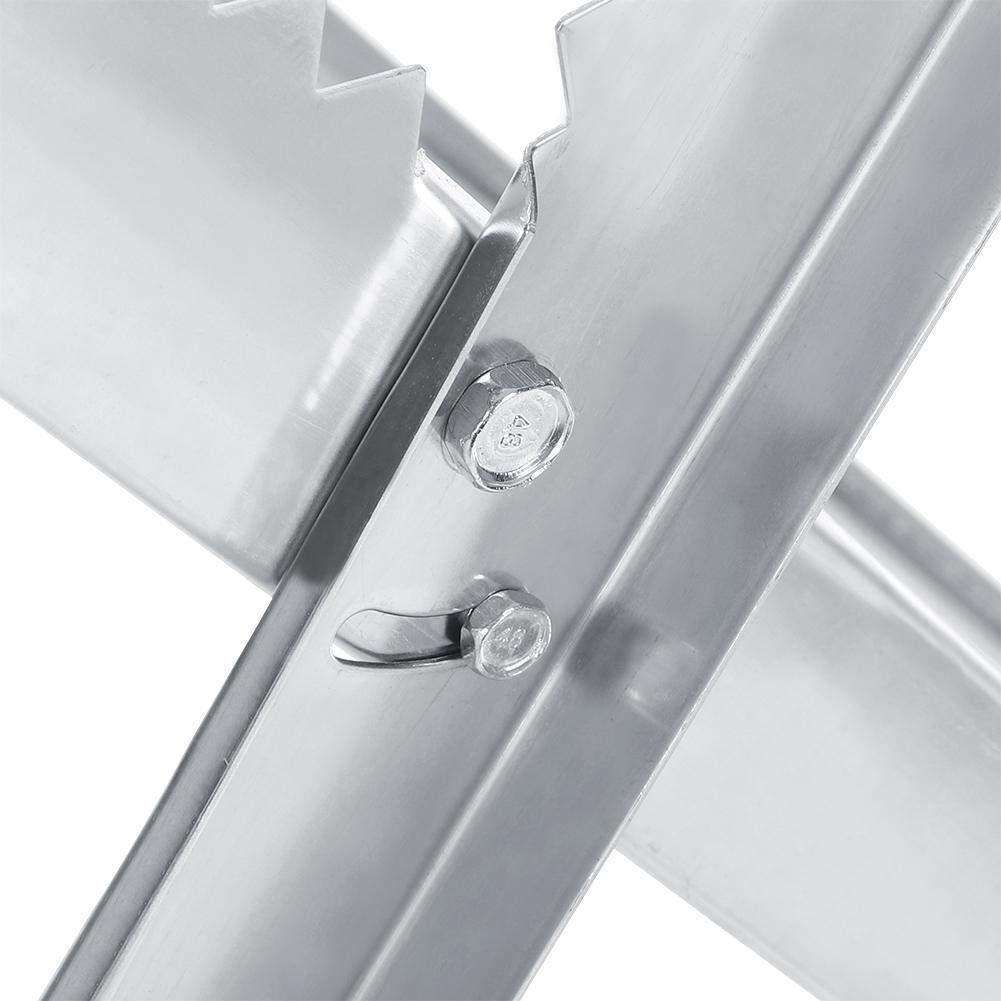 Cheval de scie pliable portable pour tron/çonneuse de b/ûches et b/ûches Capacit/é 150 kg