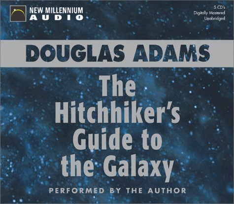 release the hitchhiker 39 s guide to the galaxy by douglas adams musicbrainz. Black Bedroom Furniture Sets. Home Design Ideas