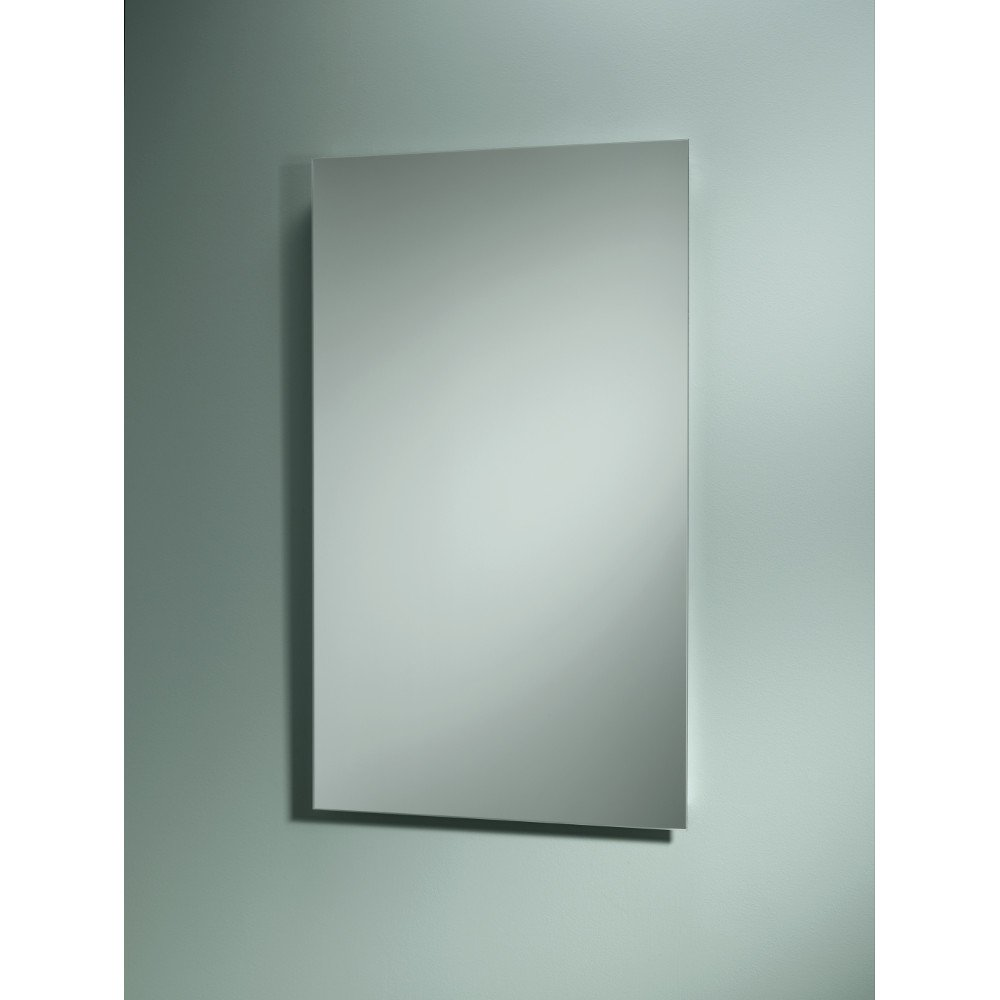 Bathroom medicine cabinets recessed - Jensen B7733 Focus Single Door Recessed Medicine Cabinet 3 Shelves