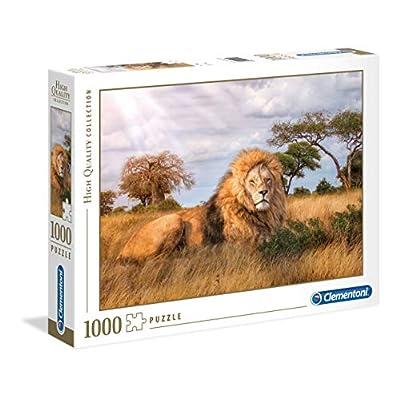 Clementoni Collection Puzzle The King 1000 Pezzi Multicolore 39479