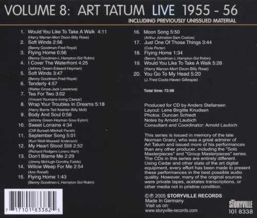 Live 1955-56 8