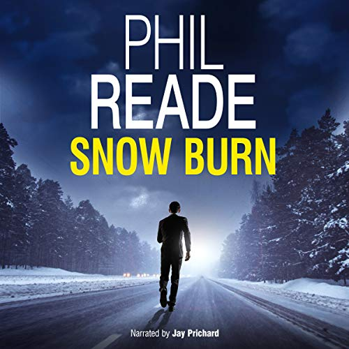 Snow Burn: A Thrilling Detective Mystery (Noir and Hard-Boiled Mysteries) (Thomas Blume, Book 2)