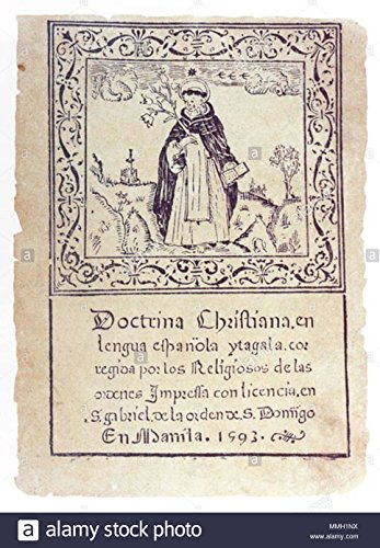 Amazon.com: Doctrina Christiana The First Book Printed in ...