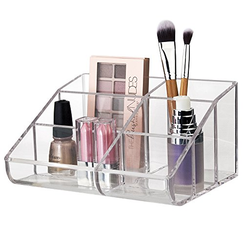Premium Quality Plastic Cosmetic Storage and Makeup Organizer