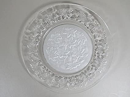 Princess House FANTASIA-CLEAR Dinner Plate & Amazon.com | Princess House FANTASIA-CLEAR Dinner Plate: Dinner Plates