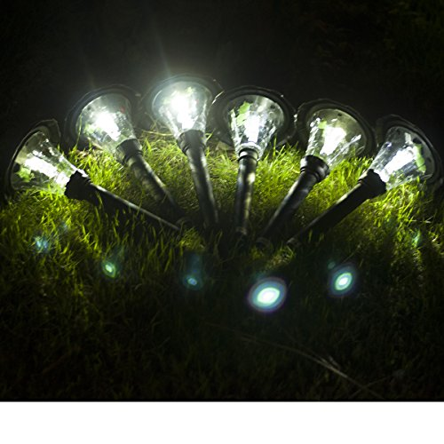 Zkee Solar Path Light 5 5 Quot Width Outdoor Solar Garden