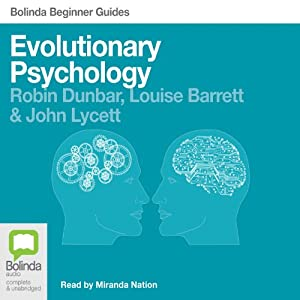 Evolutionary Psychology: Bolinda Beginner Guides Hörbuch
