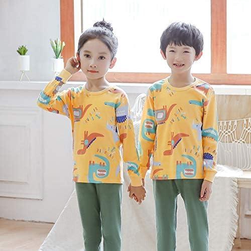 Pijamas para niñas Nuevos niños camisones de algodón pijama de ...