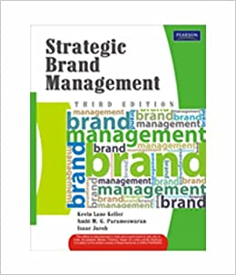 Management book by kevin keller brand