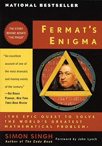 Fermat's Enigma: The Epic Quest to Solve the World's Greatest Mathematical Problem ()