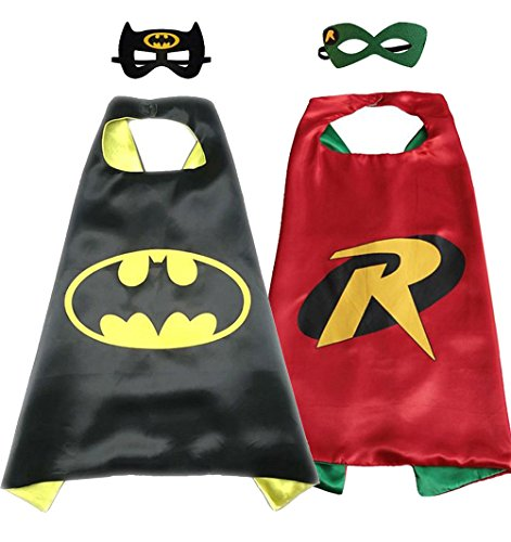 [Batman-Robin] (Kids Batman And Robin Costumes)