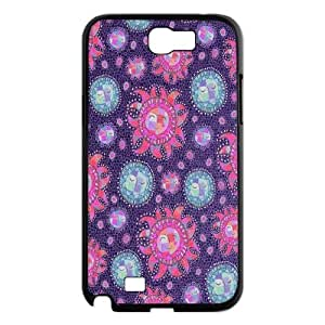 Sun and Moon CUSTOM Case Cover for Samsung Galaxy Note 2 N7100 LMc-13901 at LaiMc