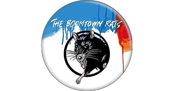 Amazon.com: Boomtown ratas – rata Logo – 1.5
