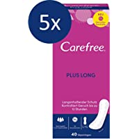 Carefree Plus Long - Protegeslips extra largo, absorbente