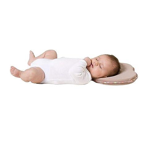 Fliyeong Almohada cómoda para recién Nacido, con Forma de ...