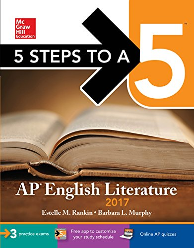 1259583473 - 5 Steps to a 5: AP English Literature 2017