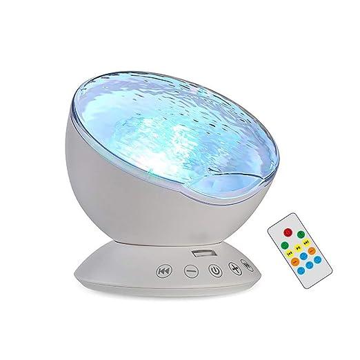 Marina Proyector De La Estrella De La Lámpara LED De Luz De ...