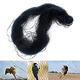 daier 3mx12m Black Anti Bird Netting Net Mesh for