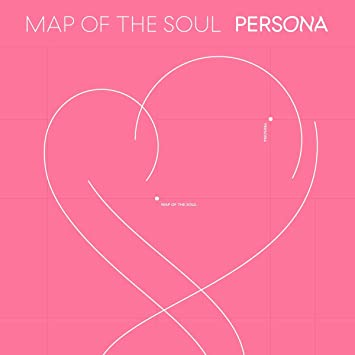 Bts Map Of The Soul:persona Bangtan Boys Album Cd+poster+photobook+postcard+film Music Cds