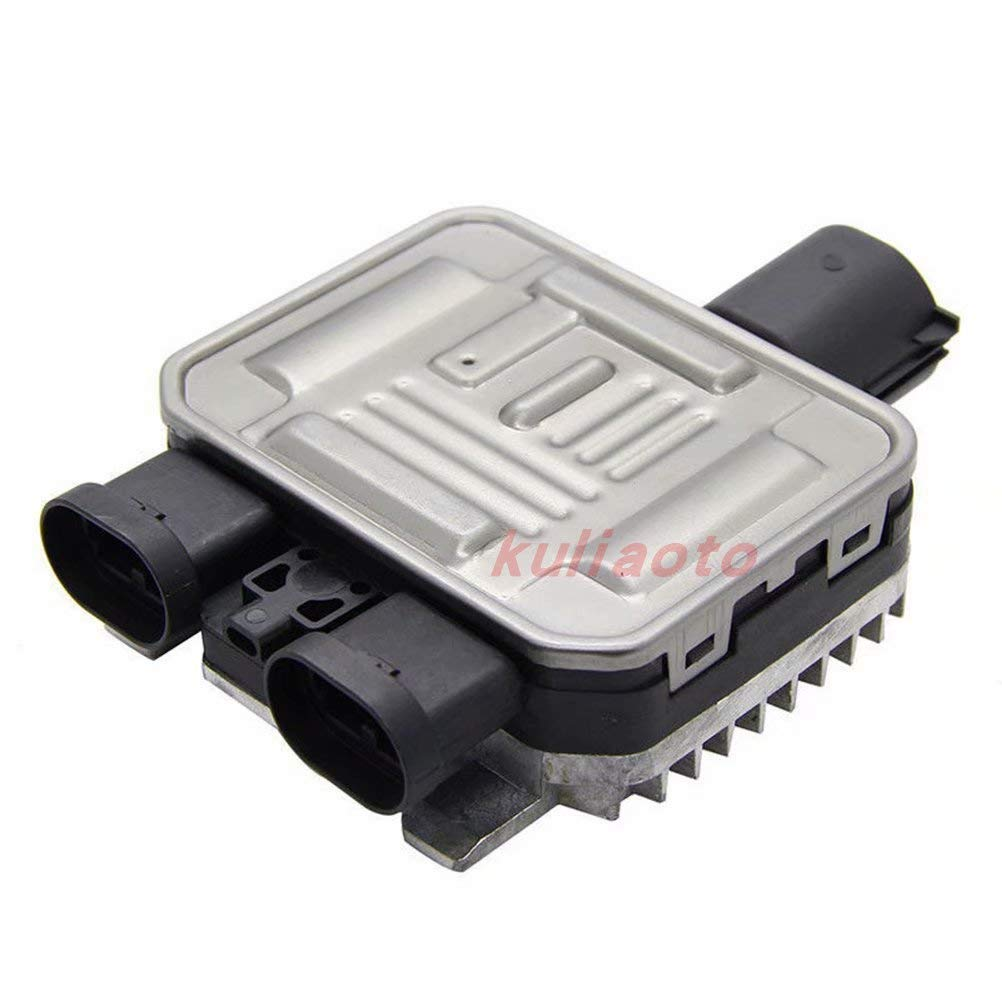 940013801 940004105 Radiator Cooling Fan Control Module for Volvo S60 S80 V70 XC80 XC60 Land Range Rover Evoque Ford