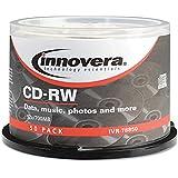IVR78850 - Innovera CD-RW Discs