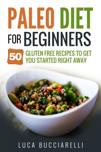 Paleo Diet Cookbook Beginners Recipes product image