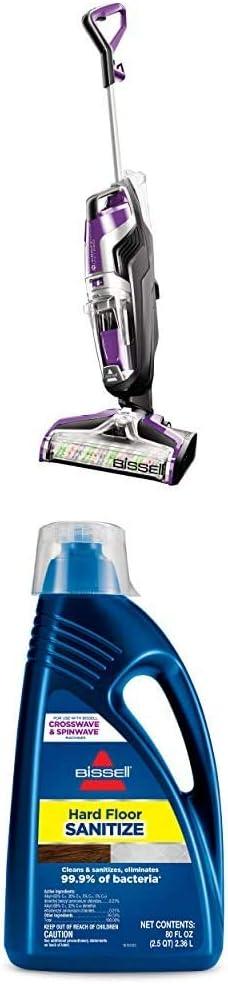 Crosswave Pet + Hardfloor Sanitize Formula 80oz