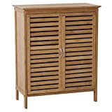 Gallerie Décor 20009-NA Spa Bamboo Floor Cabinet, One Size, Natural