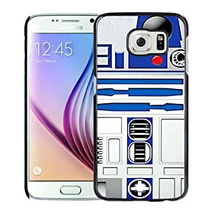C 2 Star Wars Black Personalized Recommended Custom Samsung Galaxy S6 G9200 Phone Case