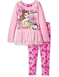 Disney Girls' 2 Piece Belle from Beauty and the Beast...