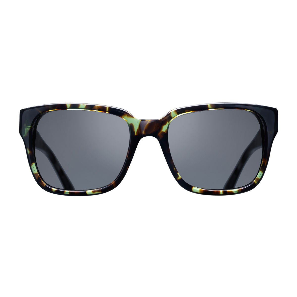 0d222dd94417 Amazon.com: Triwa Men's Lector Wayfarer Sunglasses, Green Turtle &  Transparent Green Temple Tips, 55 mm: Clothing