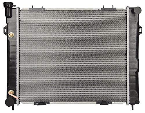 Sunbelt Radiator For Jeep Grand Cherokee 1396 Drop in Fitment ()