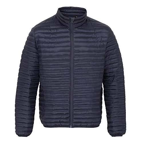 Tribe Fineline Jacket Mens Padded 2786 Navy wfqA5q