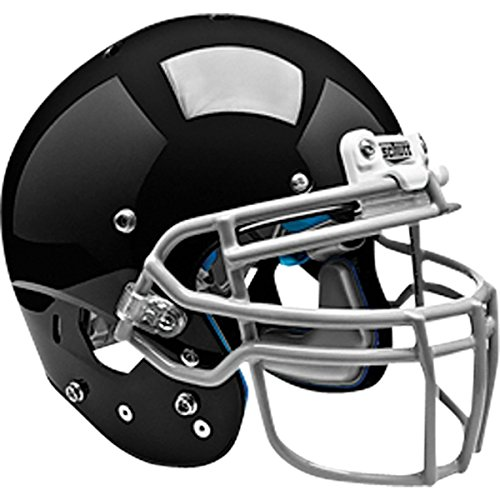 Schutt Sports 789601 Youth AiR XP Pro Football Helmet (Faceguard Not Included), Black, Medium