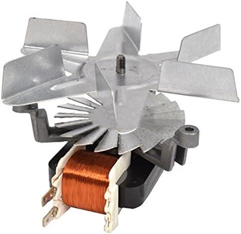 Bauknecht esz3411/BR/02 principal horno ventilador Motor: Amazon ...