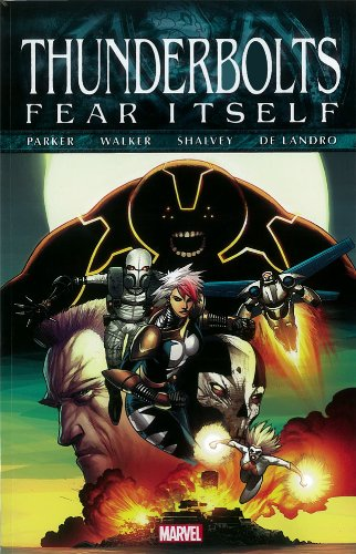Fear Itself Thunderbolts Jeff Parker product image