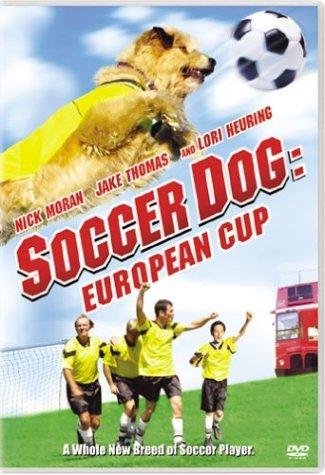 Soccer Dog: European Cup [DVD] [Region 1] [US Import] [NTSC]