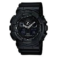 Reloj Big Combi Military Series de Casio G-Shock para hombres, negro, talla única