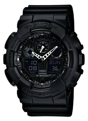 Military Series - G-Shock Men's Big Combi Military Series Watch, Black, One Size