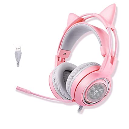 Gaming Headset Girl
