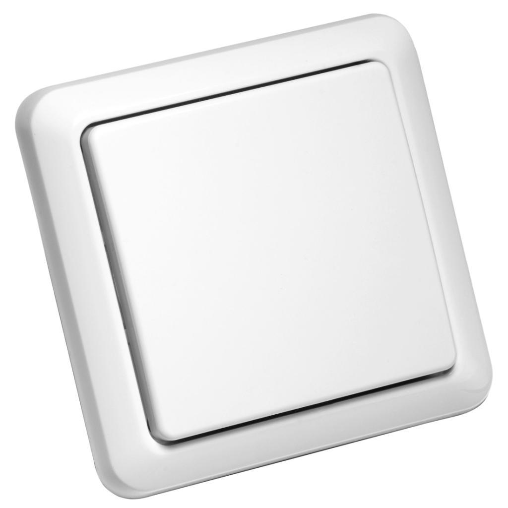 xavax intertechno aufputz funkschalter ywt 8500 baumarkt. Black Bedroom Furniture Sets. Home Design Ideas